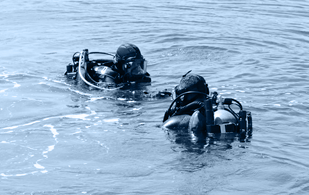 Diver Tracking